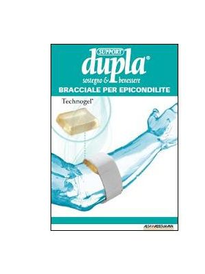 Dupla Support Bracciale Epicondilite