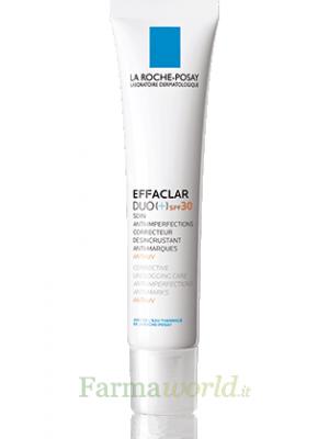 Effaclar Duo+ Spf30 40 ml