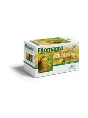 Aboca Fitomagra Drena Fluido 12 fiale