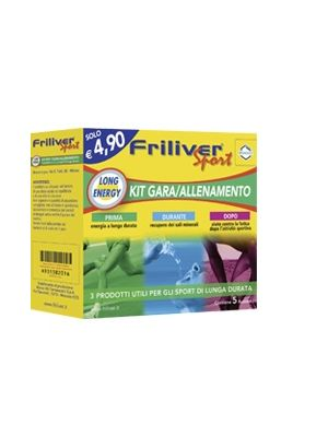 Friliver Sport Kit Long Energy