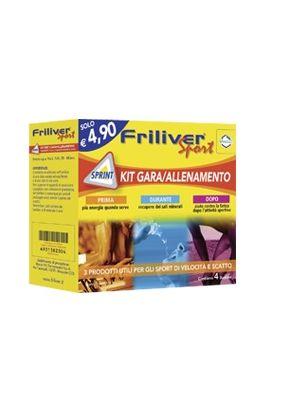 Friliver Sport Kit Sprint Energy