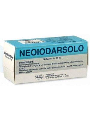NEOIODARSOLO*OS 10FL 15ML