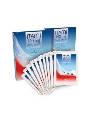 ITAMI*10CER MEDIC 140MG