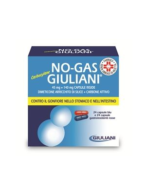 NOGAS GIULIANI CARBOSYL*48CPS