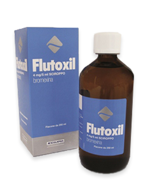 FLUTOXIL*SCIR FL 250ML 4MG/5ML