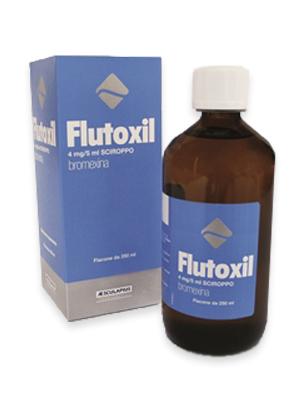 FLUTOXIL*SCIR FL 250ML 4MG/5ML
