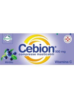 CEBION 500*20CPR MAST MIRTILLO