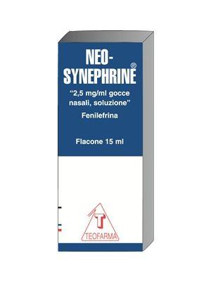 NEOSYNEPHRINE*GTT 15ML2,5MG/ML