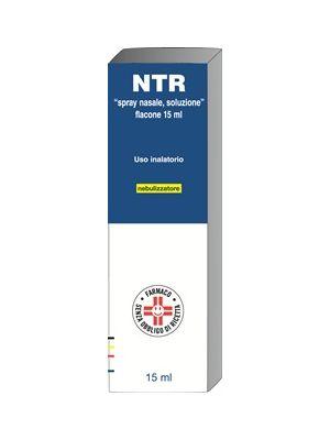 NTR*SPRAY NASALE 15ML