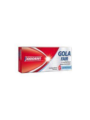 GOLAFAIR*20PASTL 1,5MG S/Z