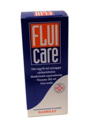 FLUICARE*SCIR 150ML 750MG/15ML