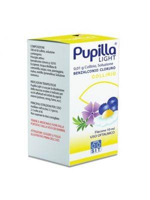 PUPILLA LIGHT*COLL 10ML 0,01%
