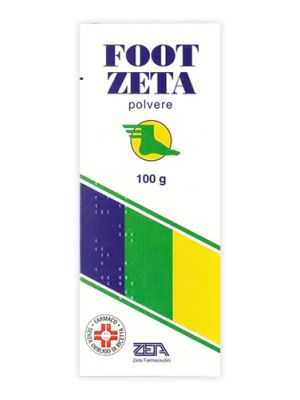 FOOT ZETA*POLV CUT FL 100G