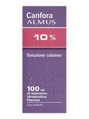 CANFORA*10% SOL IAL 100ML Almus