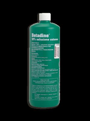 BETADINE*SOLUZ ALCOL 1000ML10%