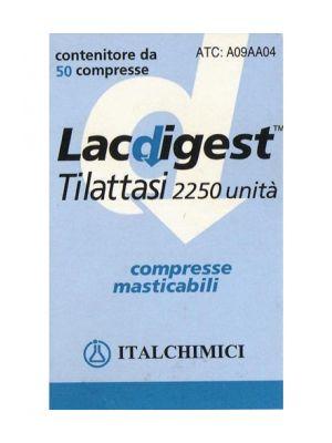 LACDIGEST*50CPR MAST 2250U