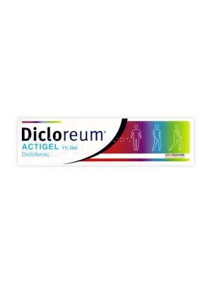 DICLOREUM ACTIGEL*GEL 100G 1%