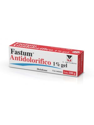 FASTUM ANTIDOLOR*GEL 100G 1%