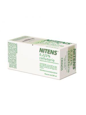 NITENS*COLLUT FL 200ML 0,223%
