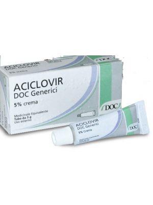 ACICLOVIR DOC*CR 3G 5%