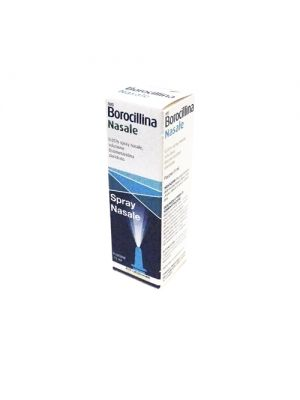 NEOBOROCILLINA NAS*SPRAY 15ML