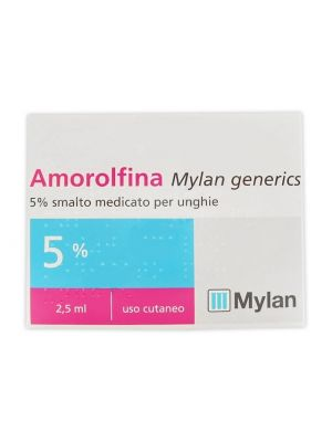 AMOROLFINA MY*SMALTO 2,5ML 5%