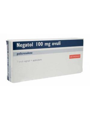 NEGATOL*7 OV VAG 0,1G C/APPLIC