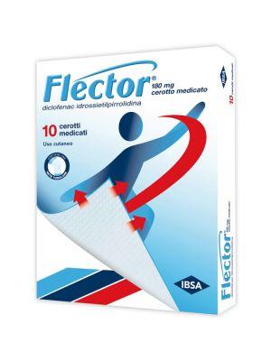 FLECTOR*10CER MEDIC 180MG