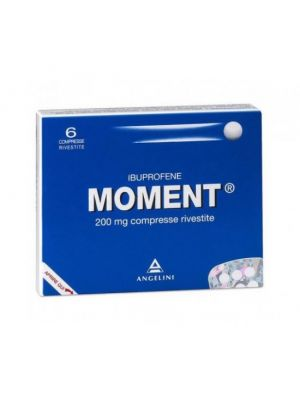 MOMENT*6CPR RIV 200MG