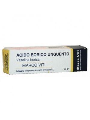ACIDO BORICO MV*3% UNG 30G
