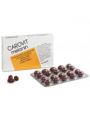 Carovit Melanin S/betacarotene 20 Perle