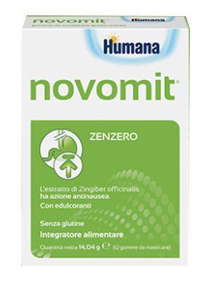 Novomit Humana 12 Gomme