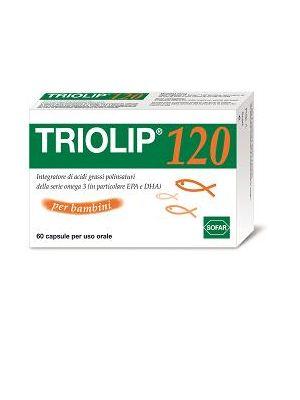 Triolip 120 Bb 60cps