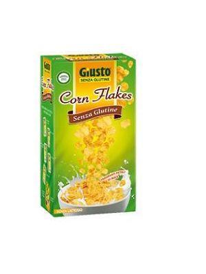 Giusto Corn Flakes di mais senza Glutine 250 g