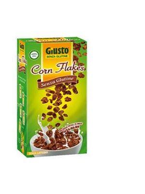 Giusto Corn Flakes Cacao senza Glutine 250 g