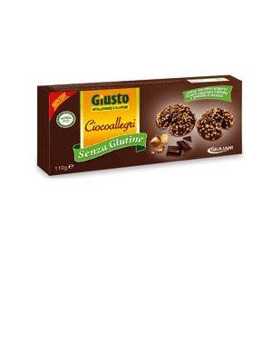 Giusto Ciocoallegri al cioccolato 110 g