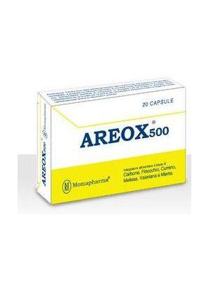 Areox 500 20 Capsule