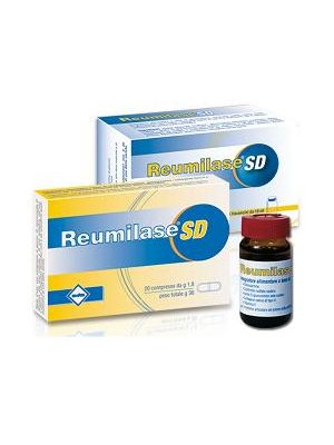 Reumilase Sd 15 Flaconcini 10ml