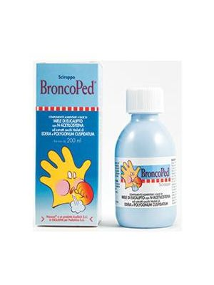 Broncoped Sciroppo  Mucolitico 200ml