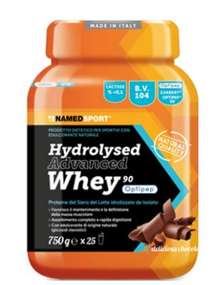 Named Hydrolysed Advanced Whey Delic