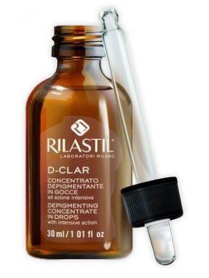 Rilastil D-clar Concentrato Gocce 30 ml