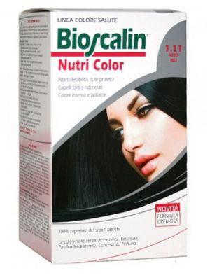 Bioscalin Nutricolor 1.11 Nero Blu