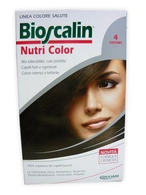 Bioscalin Nutricolor 4 Castano