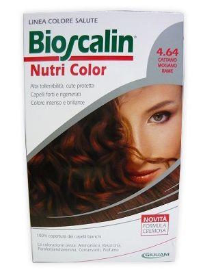 Bioscalin Nutricolor 4.64 Castano Mogano