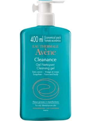 Avene Cleanance Gel Detergente 400 ml