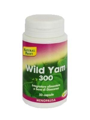 Wild Yam 300 Capsule
