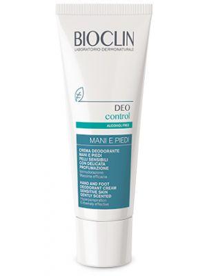 Bioclin Deo Control Crema Mani e Piedi 30 ml