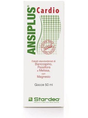Ansiplus Cardio Gocce 50ml