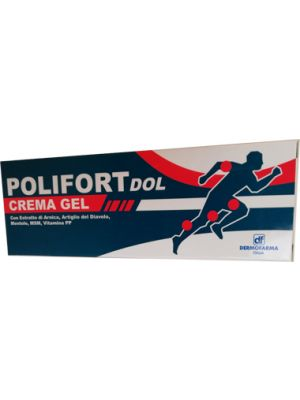 Polifortdol Crema Gel 100ml