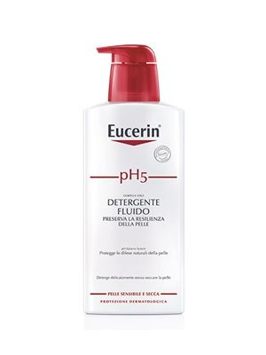 Eucerin Ph5 Detergente Fluido 400 ml